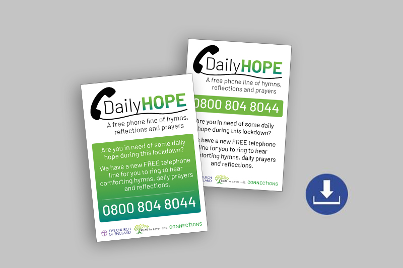 Daily Hope Posters - Free Download