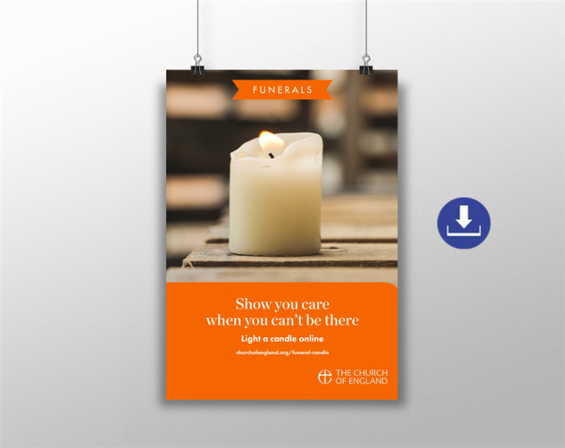 Light a Candle - Free Poster Download