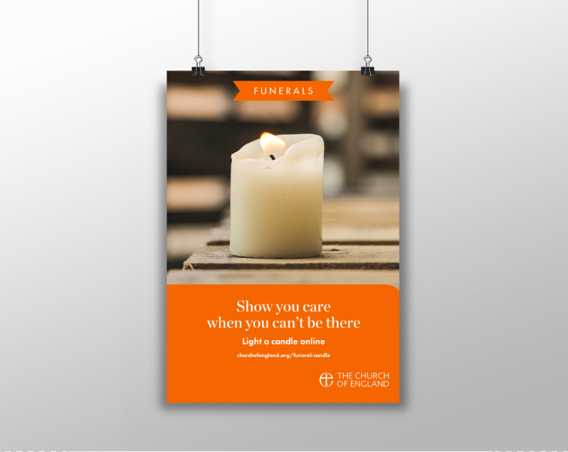 Light a Candle - Free Printed A3 Poster