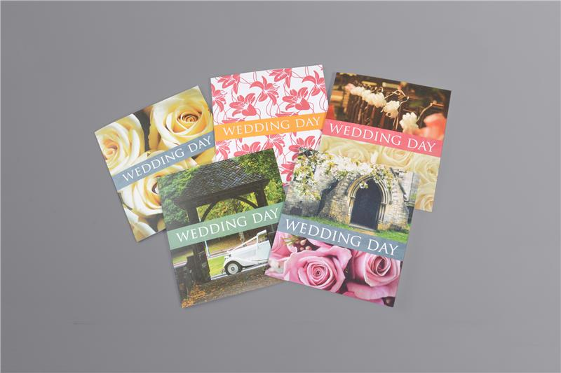 Weddings Congratulations Card Pack