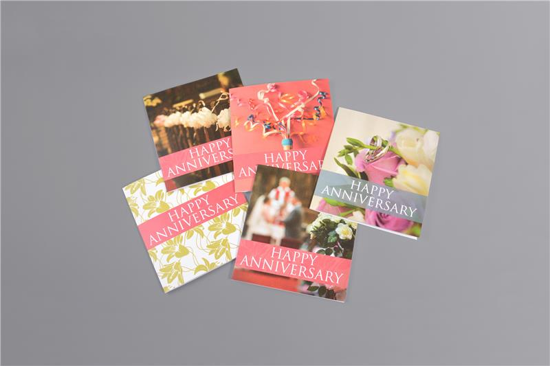 Weddings Anniversary Card Pack