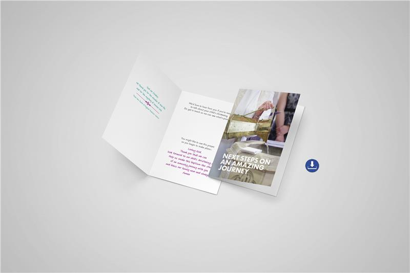 Search Christenings Plans Card (Font) - Download