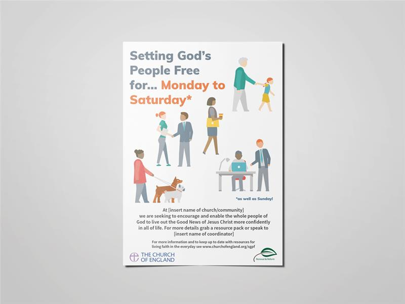 Setting God's People Free - Poster